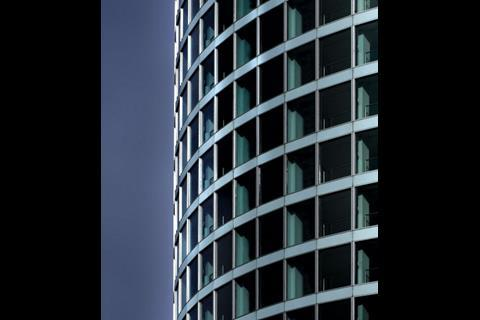 A sophisticated new curtain wall comes with larger windows and better proportions.